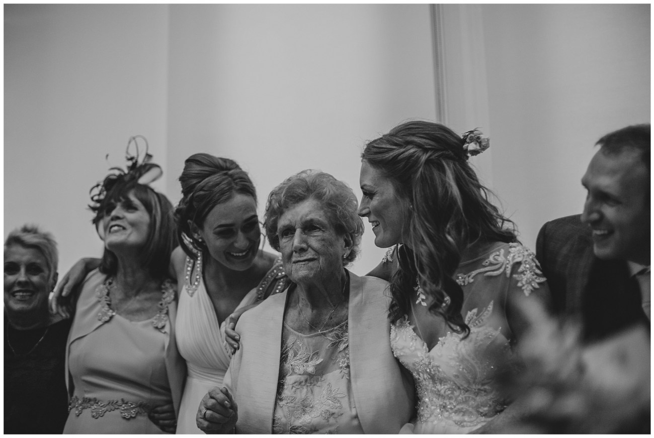 brides grandmother