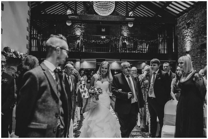 Lancashire Manor Wedding