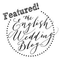 The English Wedding Blog Logo - Wedding Photography