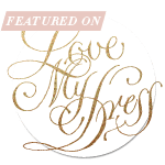 Love My Dress Logo - Wedding Photography