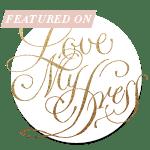 Love My Dress Logo - Wedding Photography