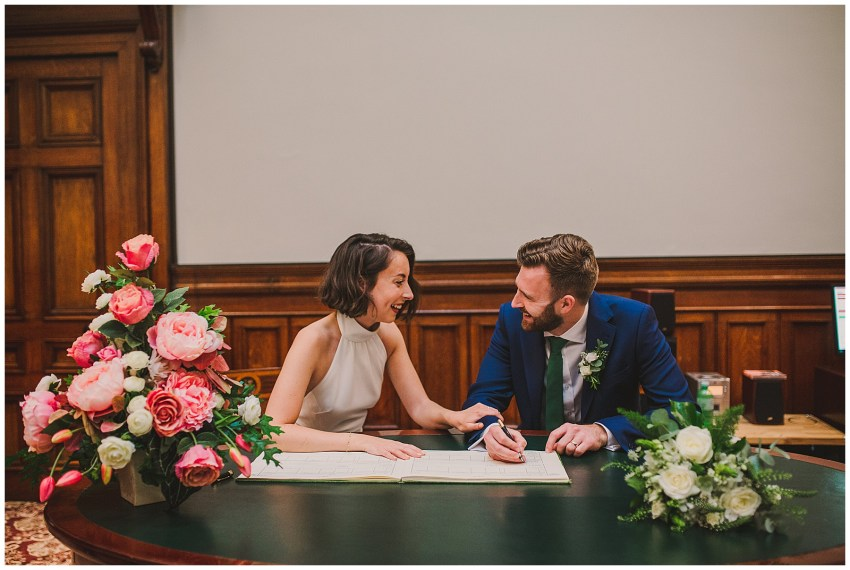 St Georges Hall Wedding