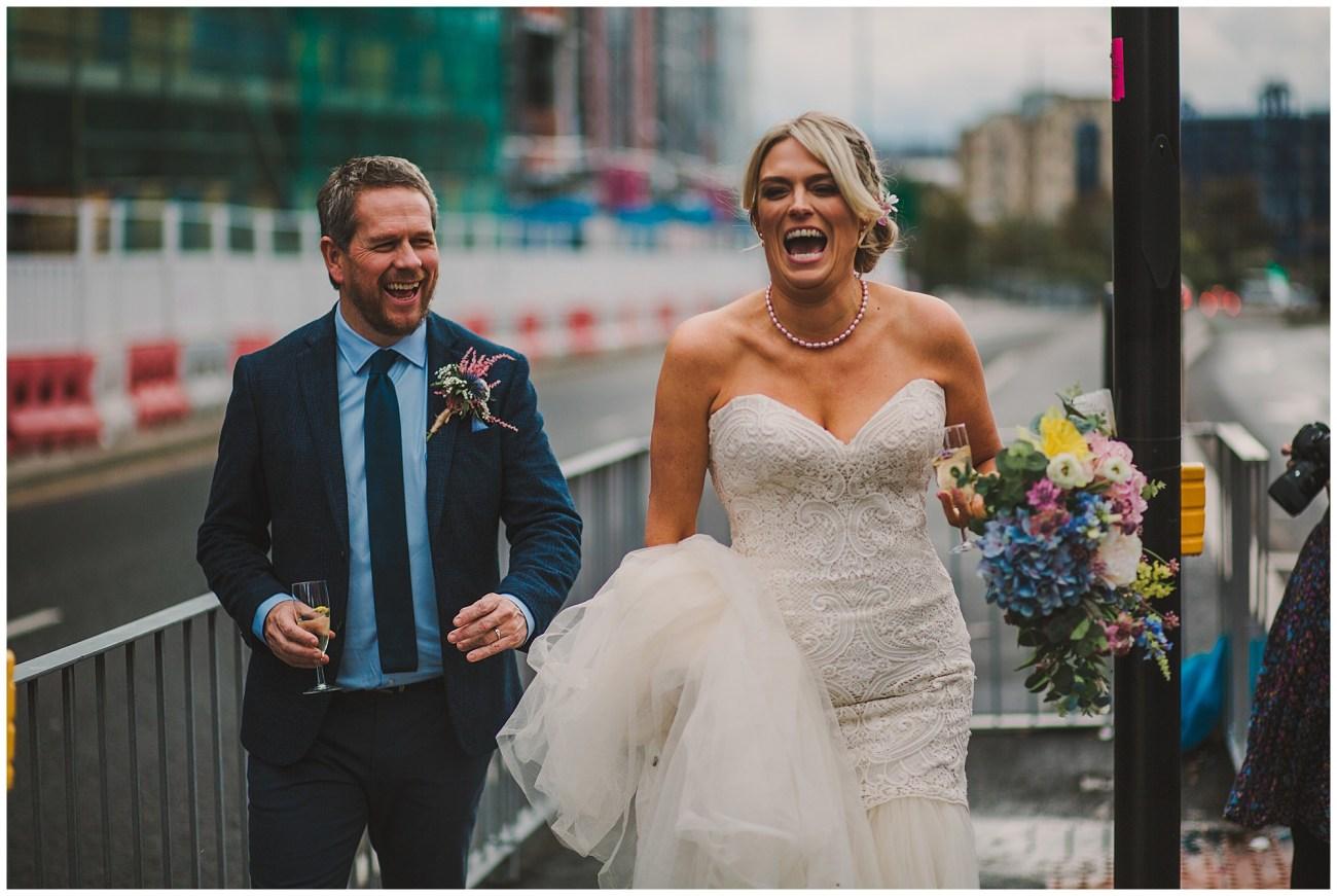 Baltic Triangle Wedding