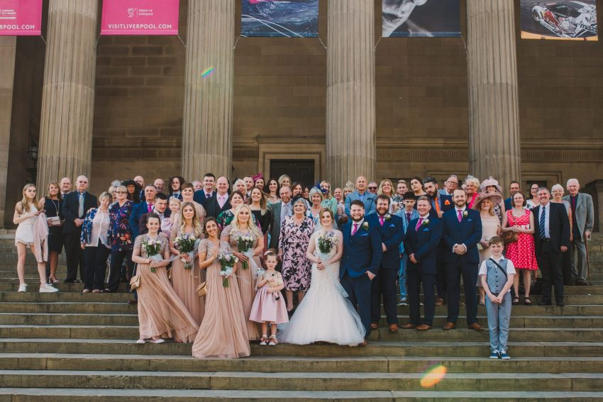 st georges hall wedding photograph
