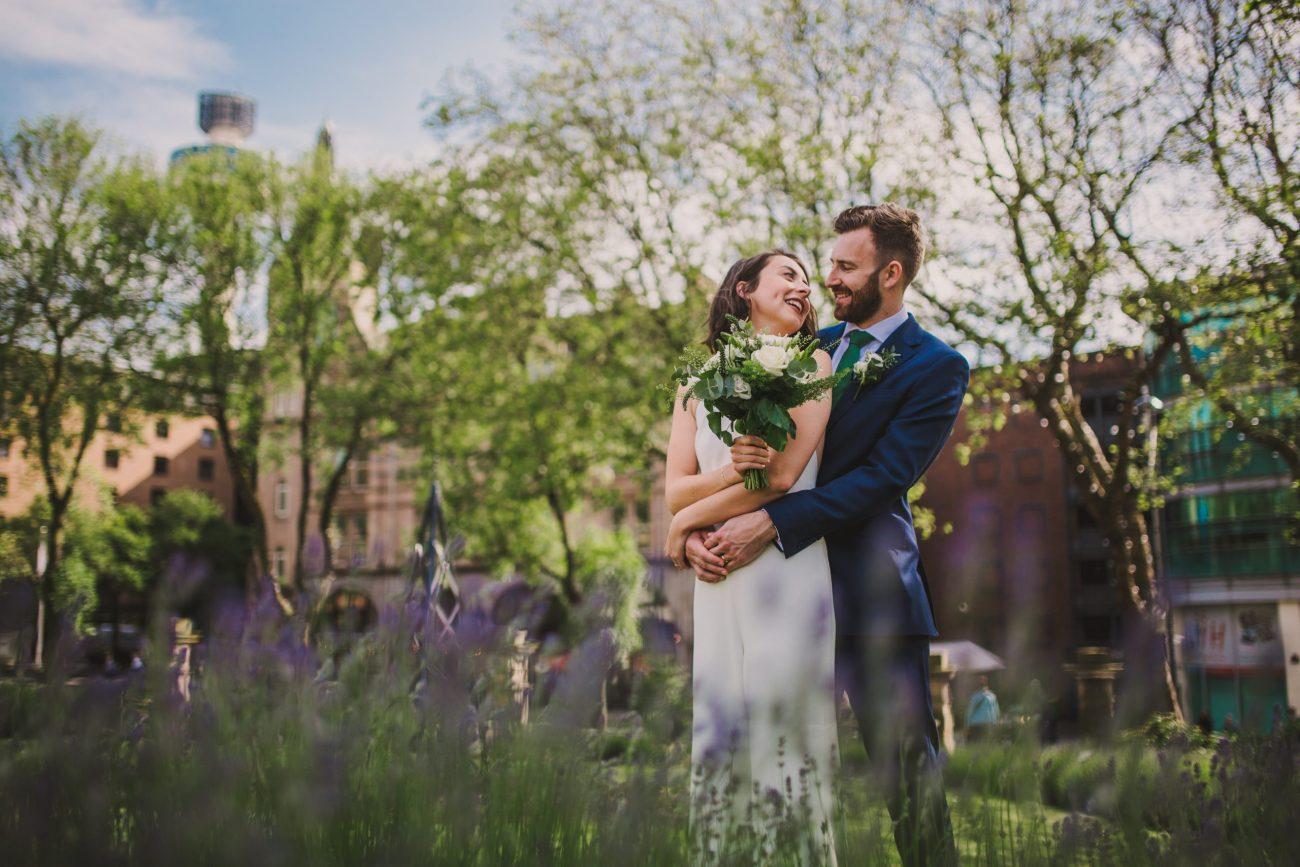 st georges hall garden wedding