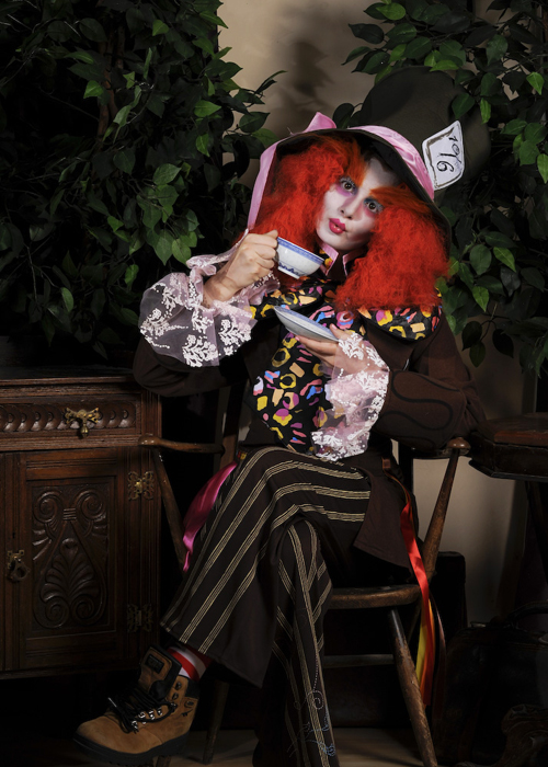 Adult Size The Mad Hatter Costume 889953 NF Struts
