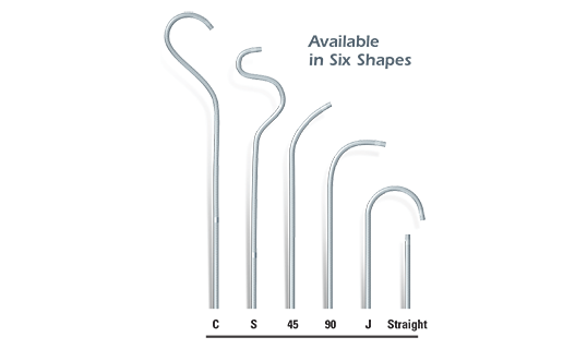 168189 Excelsior SL–10 Microcatheters, Straight 2-tip