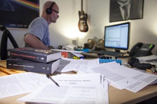 small resolution of strymon co founder pete celi sound design strymon lab gregg copy