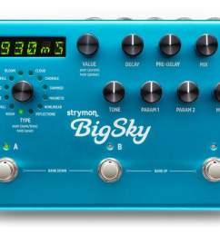 bigsky reverberator reverb pedal [ 1024 x 768 Pixel ]
