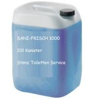 SANI-FRISCH 1000 -20 Liter