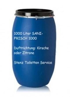 SANI-FRISCH 1000_verschiedene Größen verfügbar