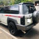 2017 Super Safari Style Rear Roof Spoiler Nissan Patrol Y61 2005 2019 Dgr Sts4x4tuning