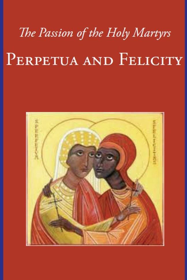 St Perpetua And Feliicity - eBook - St Shenouda Press Store
