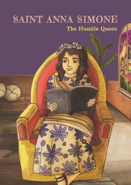 St Anna Simone The Humble Queen: St Shenouda Press- Coptic Orthodox Store