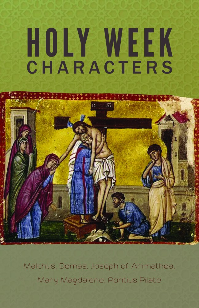Holy Week Characters