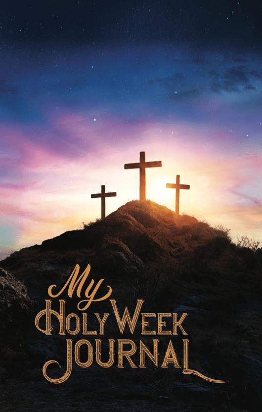 My Holy Week Journal: St Shenouda Press- Coptic Orthodox Store