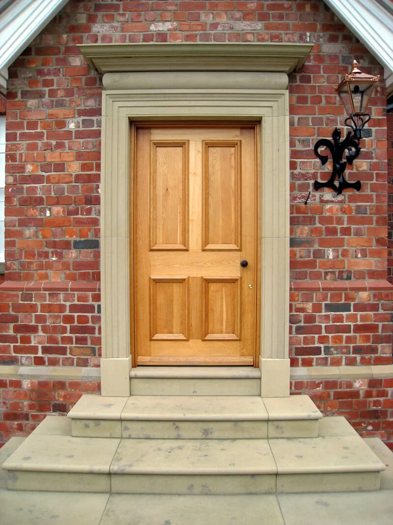 Bolection Moulding Front Door