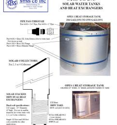 stss solar tanks heat exchangers piping diagram [ 818 x 1021 Pixel ]