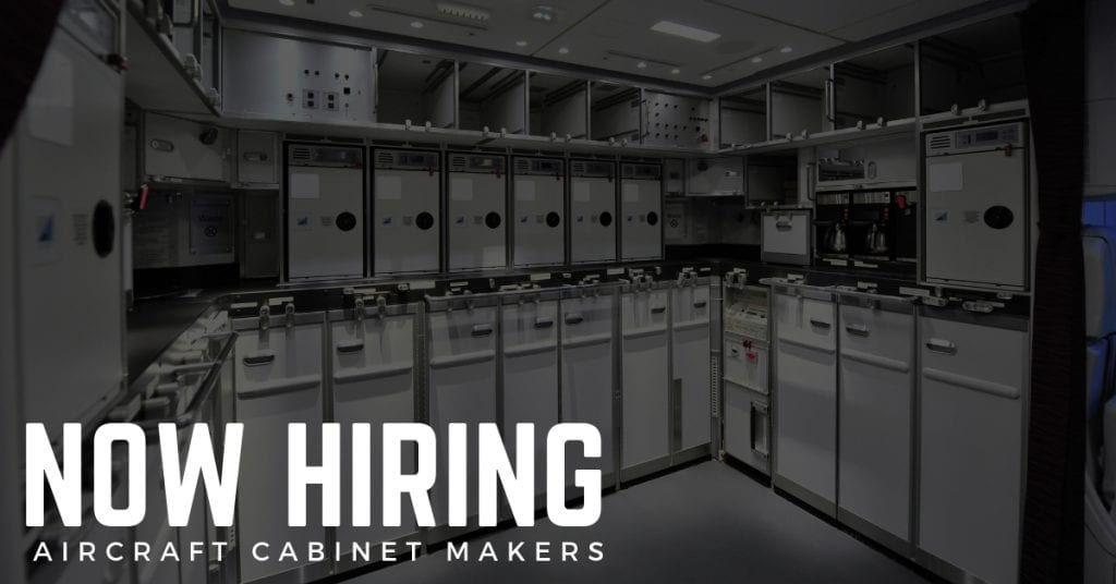 Aircraft Cabinet Makers Jobs in Savannah Georgia