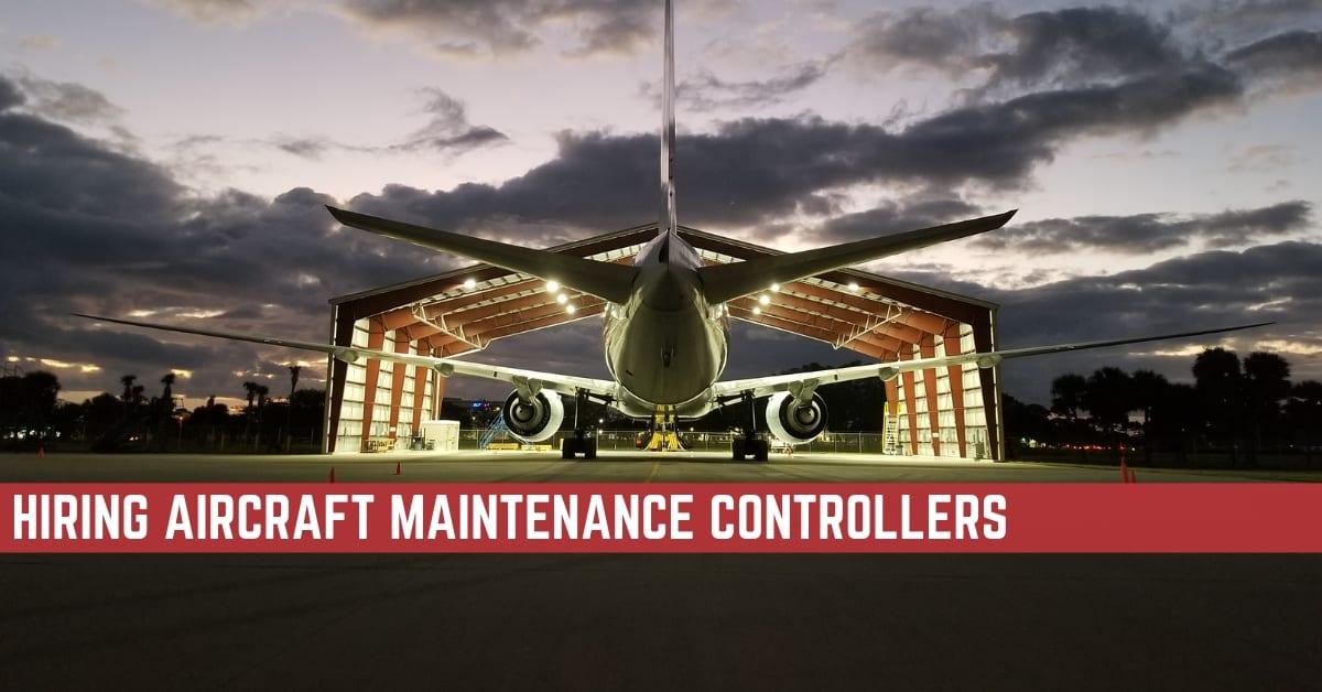 Aircraft Maintenance Controller Jobs - STS Technical Services