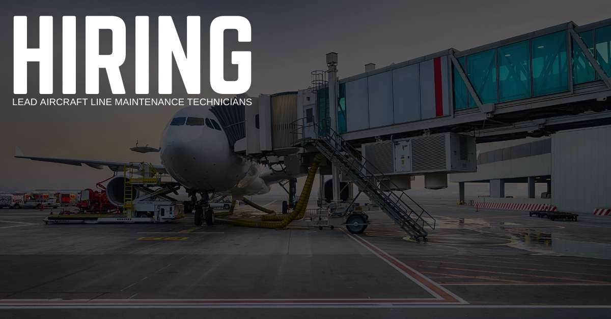 Lead Aircraft Line Maintenance Technician Jobs in Kansas City - STS Technical Services