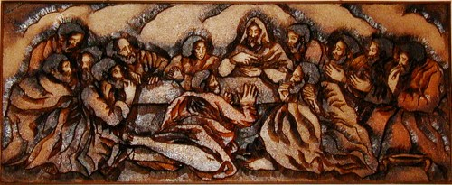 Last-Supper-Carving