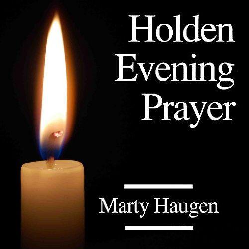 Holden Evening Prayer cover