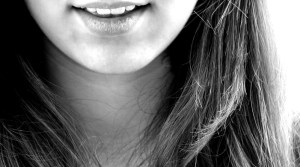 stained teeth