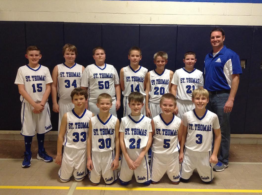 Basketball 5th 6th