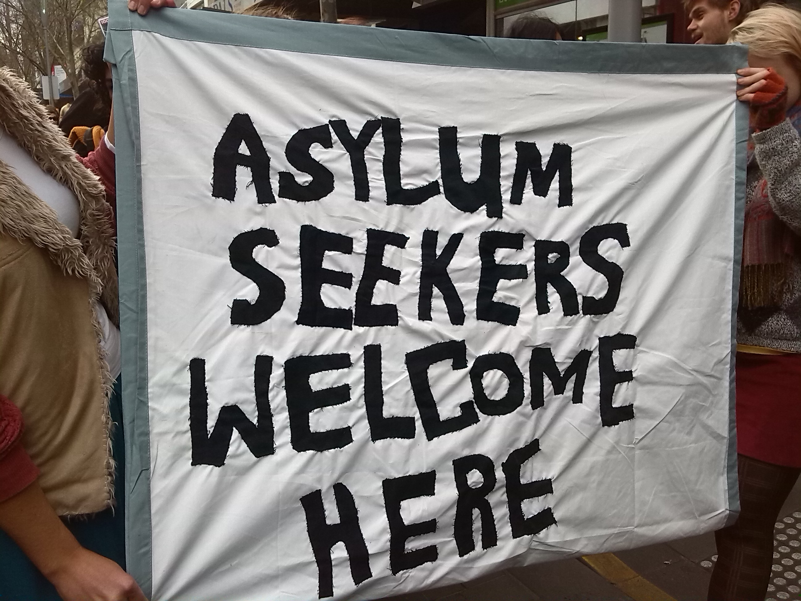 asylum seekers essay It is incongruous that in a country as large, wealthy and multicultural as australia, the treatment of asylum seekers and refugees is a national preoccupation.