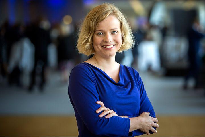 Keskuskauppakamarin kansainvälisen kaupan asiantuntija Hannele Visuri
