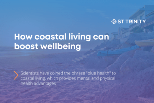 How coastal living can boost wellbeing