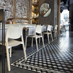 Chair Stoppers Plastic Swivel Dinette Sets Stua Laclasica Wood Design