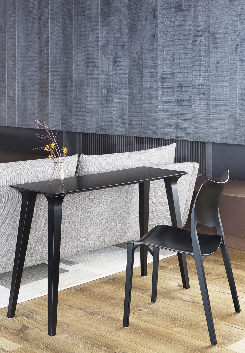 chair design restaurant rattan lounge stua wood table console lau