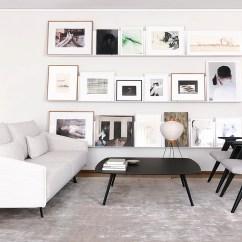 Coffee Table Living Room Design Walls Stua Solapa 118 X Cm In Black Fenix
