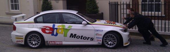eBay's sportscar
