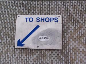 Argentina (this way)