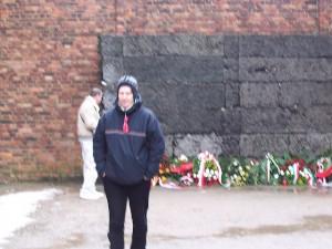 Auchwitz memorial