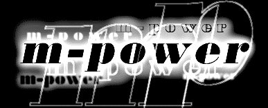M-power logo