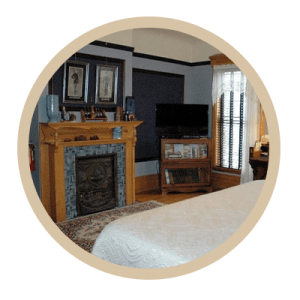 Rooms Circle | Kalamazoo, MI | Stuart Avenue Inn & BB