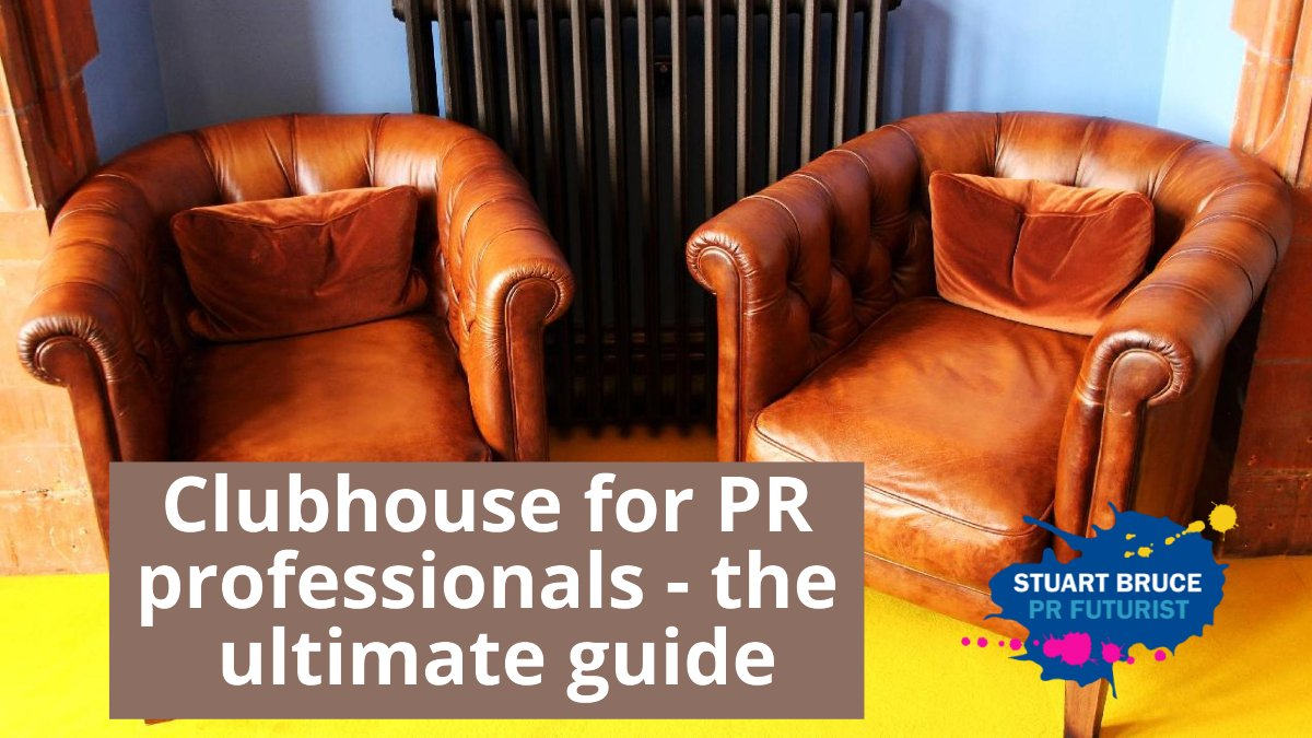 Clubhouse for PR professionals – the ultimate guide to success