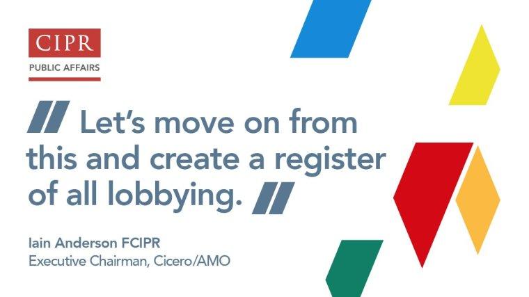 CIPR lobbying paper