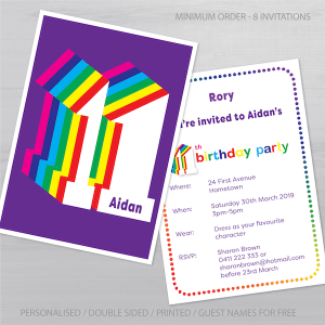 11th birthday invitation inv011 display new_NO 1