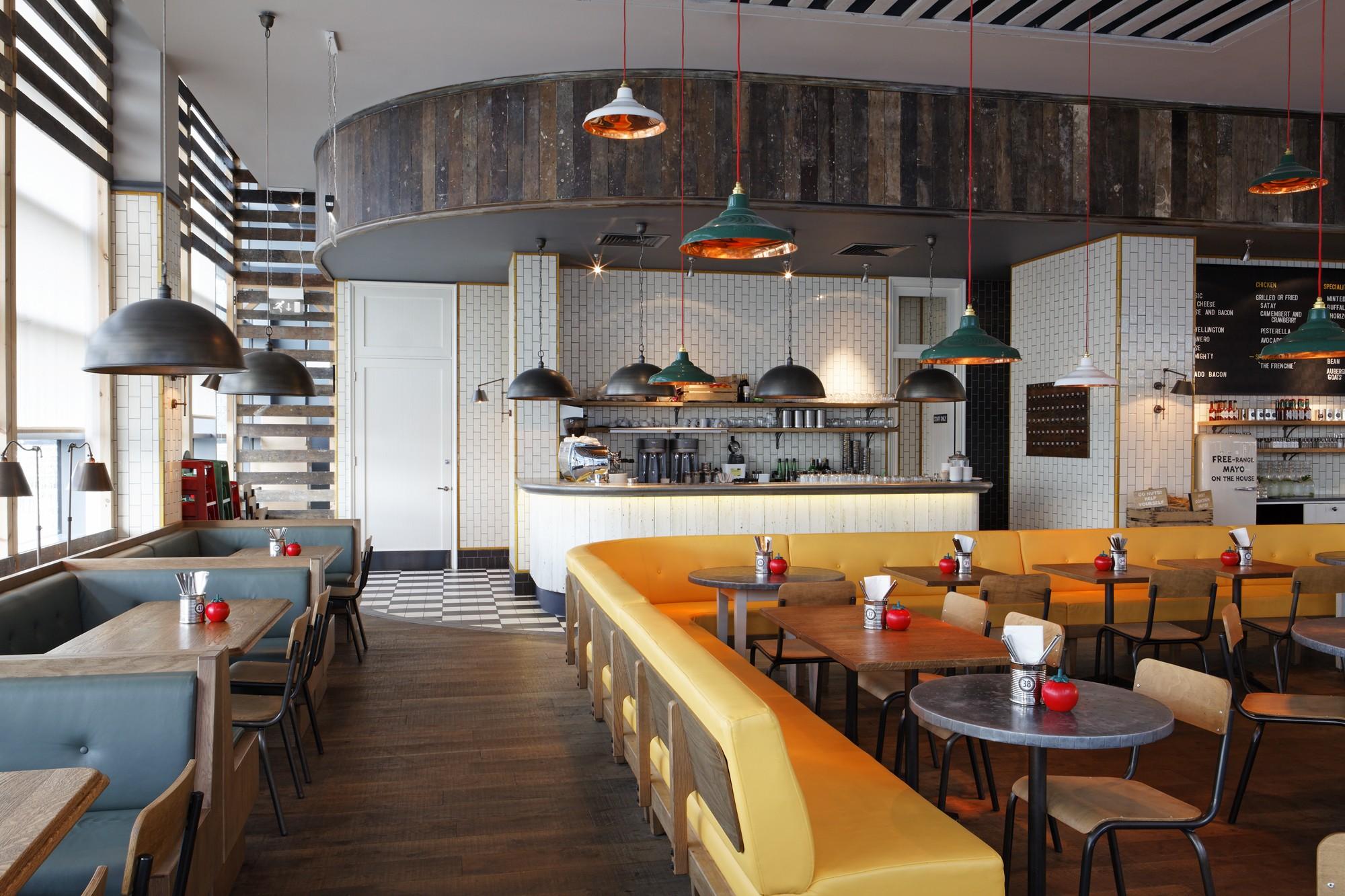 Gourmet Burger Kitchen  Stratford 1  Stuart Consultancy Ltd