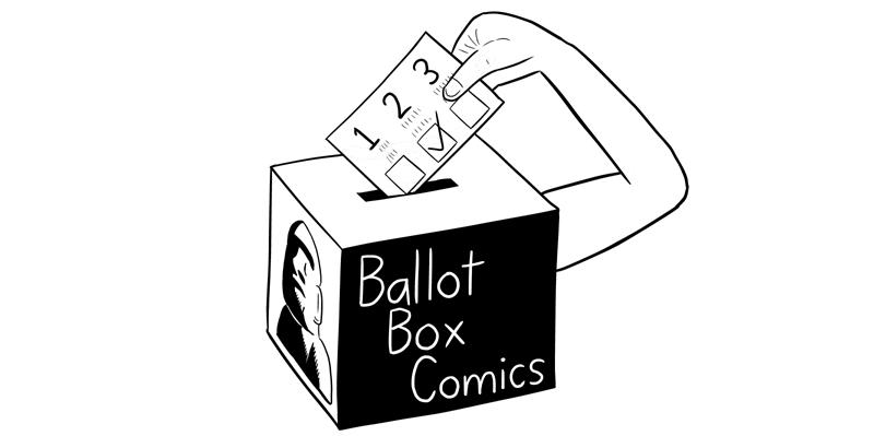 Ballot Box Comics 2017: crowd-voted comics by Stuart McMillen