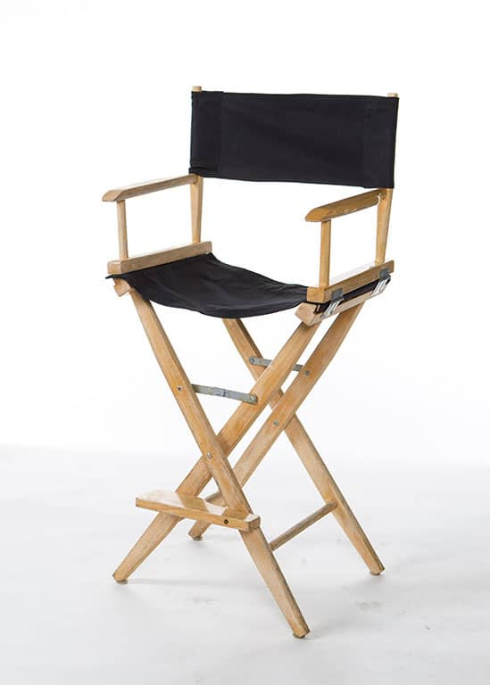 Directors Chair  Stuart Event Rentals