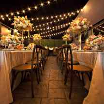 Wedding Table Decoration Rentals