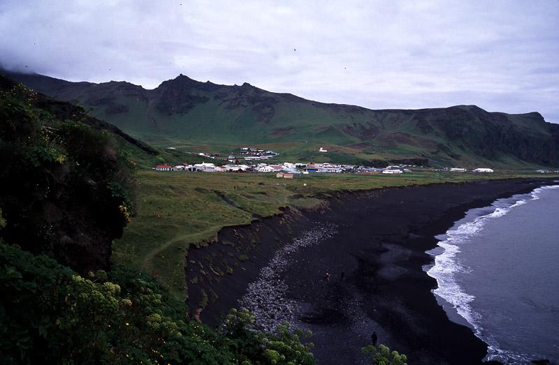 Vik Beach, Islandia