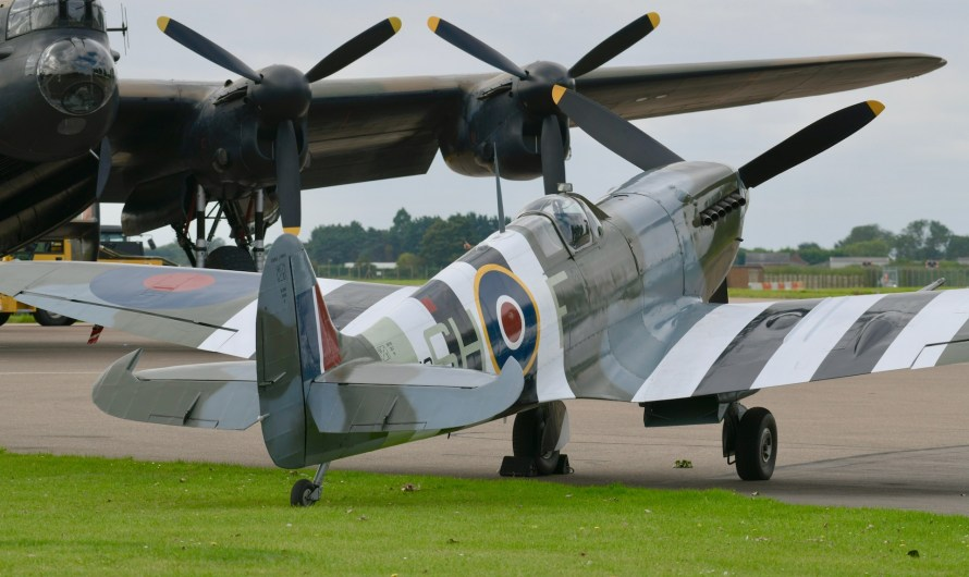 Heritage of Flight in South Lincolnshire