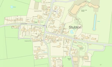 Stubton Village